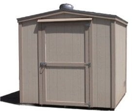 House Style Shed