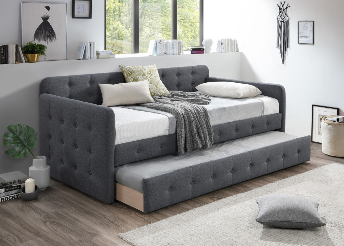 Haven Grey Daybed 5327GY