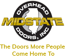 Midstate Overhead Doors, Inc | Logo