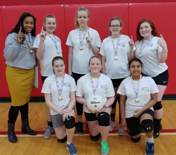 Middle School Champions