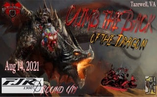 CLIMB THE BACK of the DRAGON