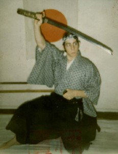 Early Iaido.