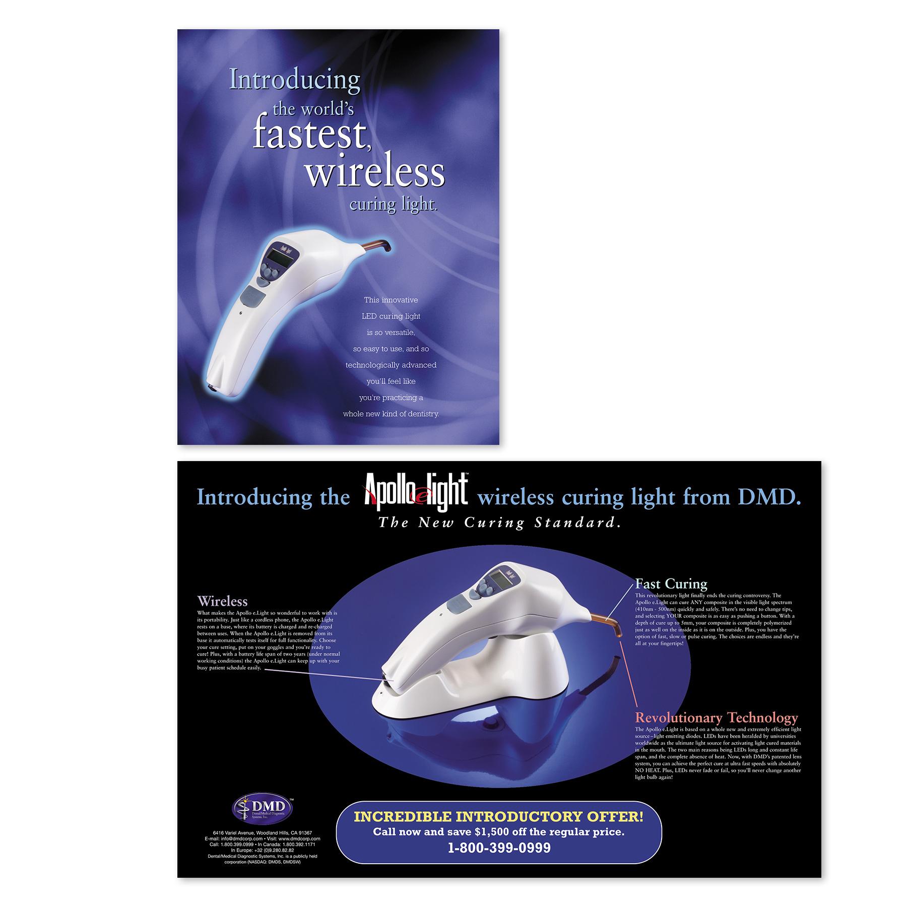 DMD Apollo Dental Product Brochure
