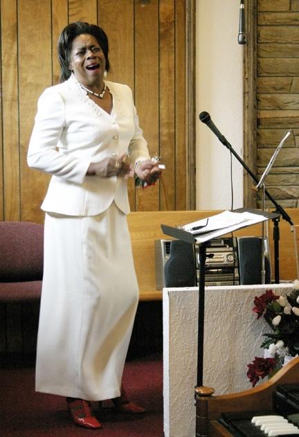 First Lady, Bessie Bradley