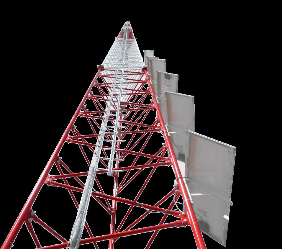 TORRES ESTRUCTURALES: PARA SISTEMAS DE  COMUNICACIONES ELECTRÓNICAS