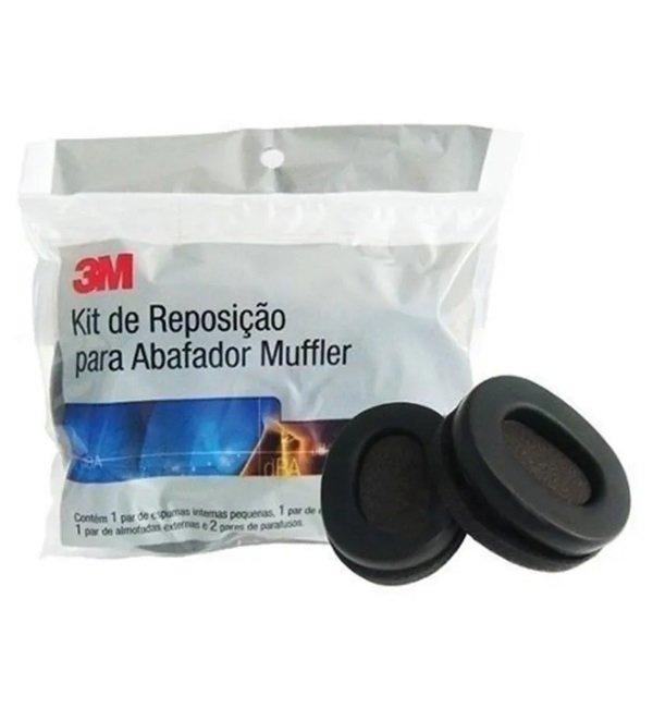 Kit Reposição Higiene para Abafador Muffler
