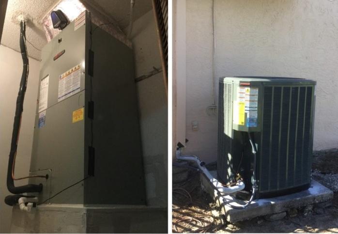 AC Installation System 1