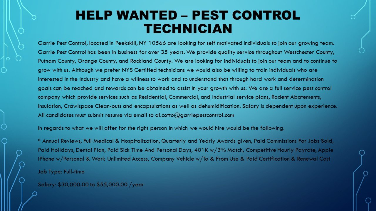 https://0201.nccdn.net/1_2/000/000/0ee/187/HELP-WANTED-----Pest-Control-Technician-1280x720.jpg