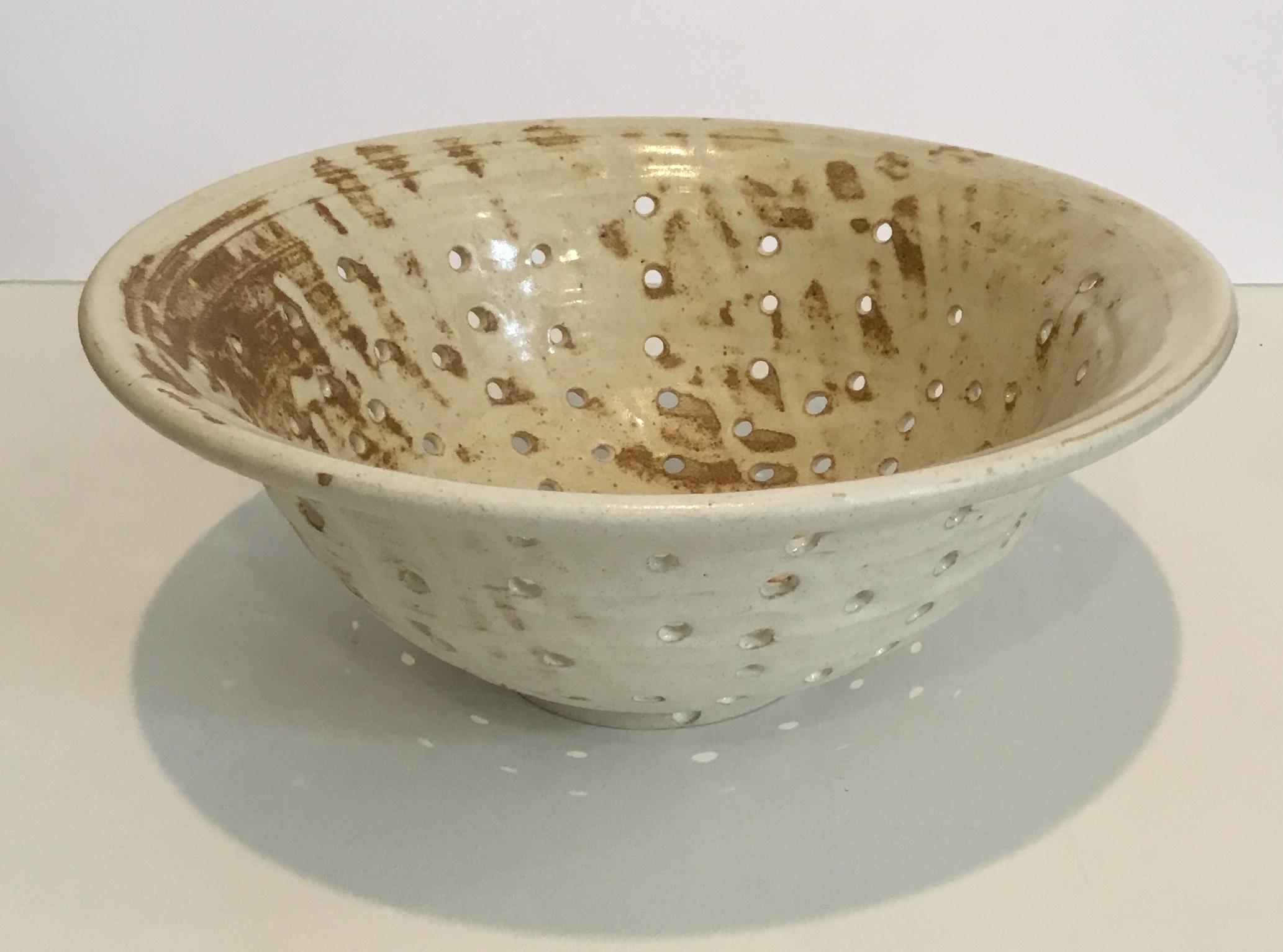 """Collendar Ceramic 11.75"""" D $55."""