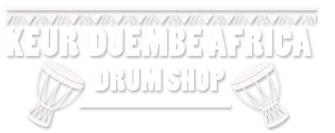Keur djembe African drum shop specializes in building, repairing and selling dje