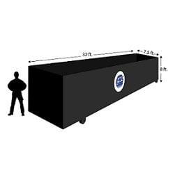 60 cubic yard
