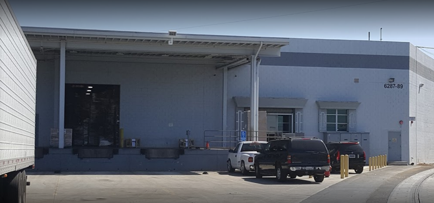 California Warehousing