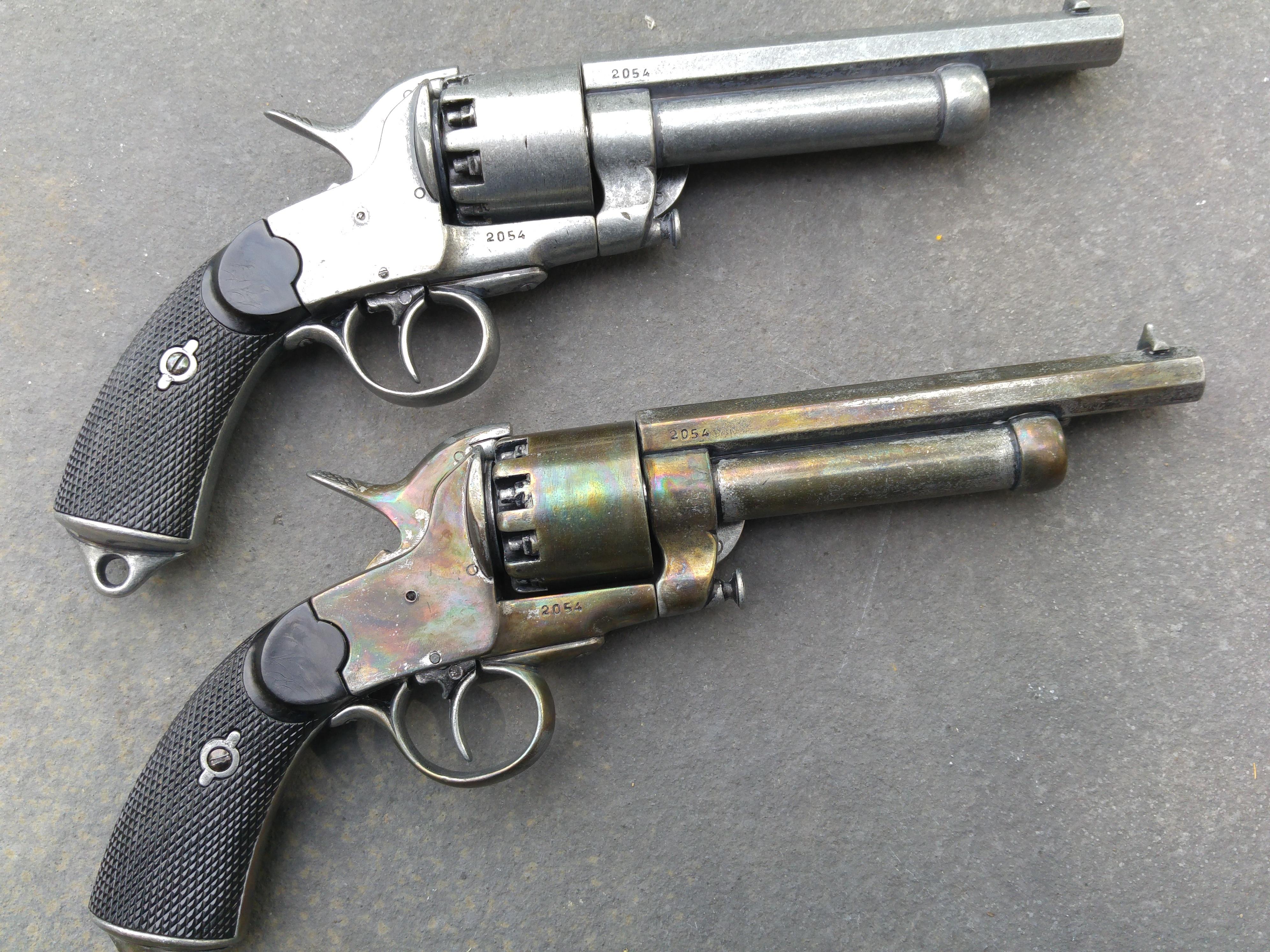 Le Matt Civil War Revolver