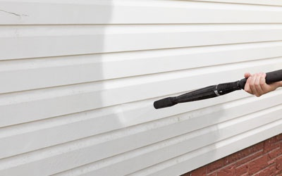 Vinyl Siding High Pressure Cleaner
