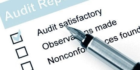 MTS offers laboratory specific auditing