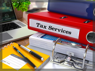 Tax Services Concept
