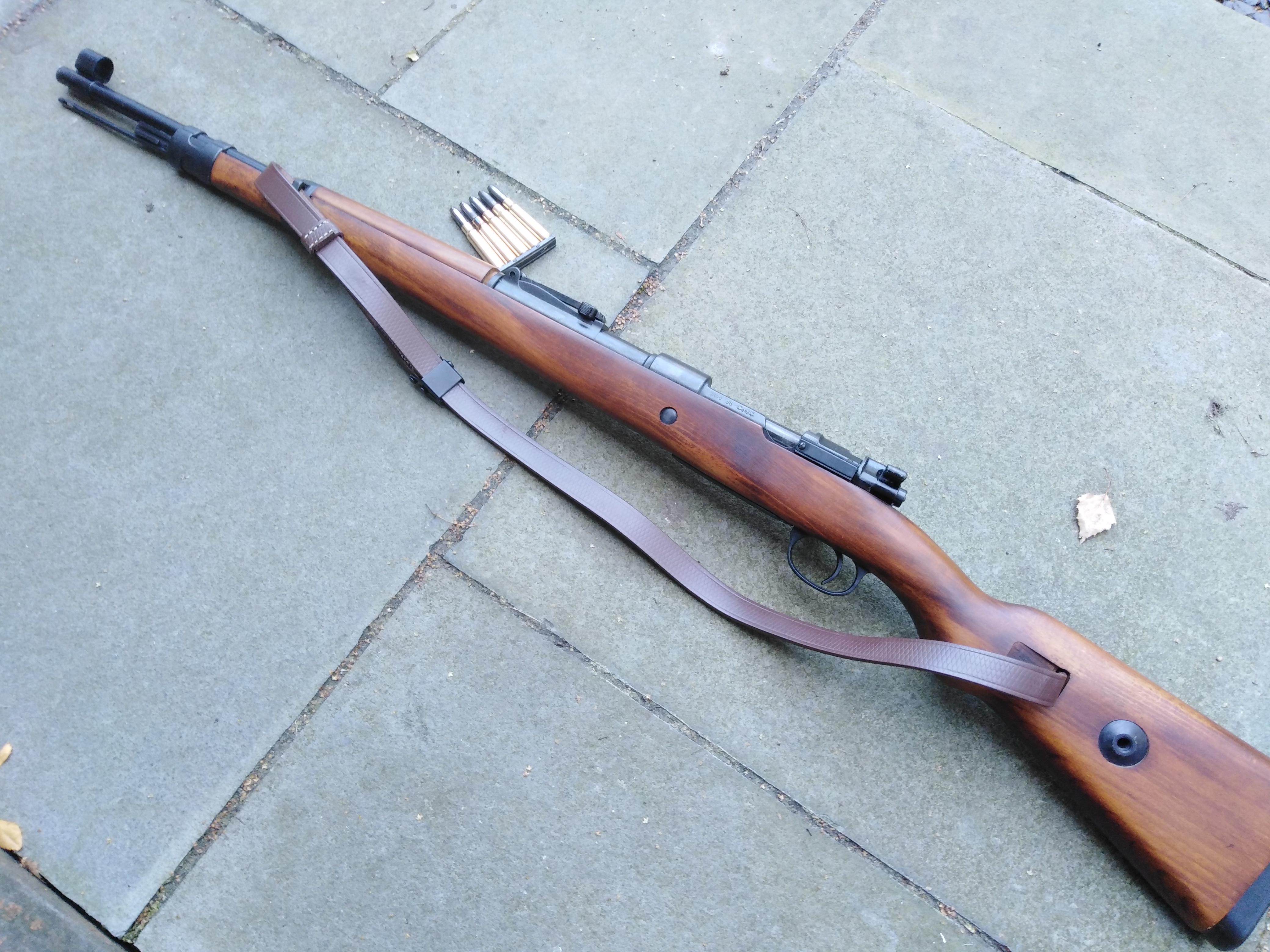 CMC Mauser K98 Rifle