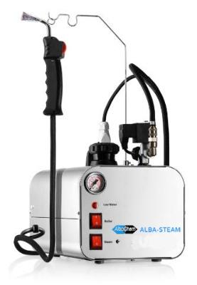Alba STEAM Sistema de vapor Disponible en  120V