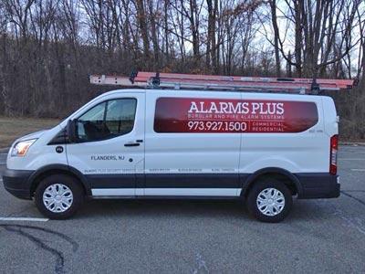 Company Service Van