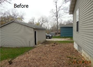 Before Property Renovation