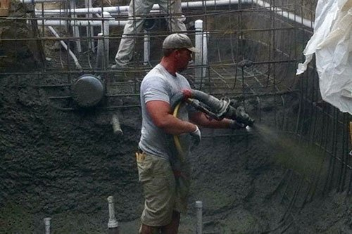 Shotcrete Project