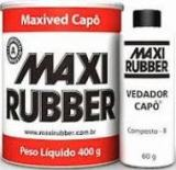 VEDADOR DECAPÔ AUTOMOTIVO MAXXI RUBBER