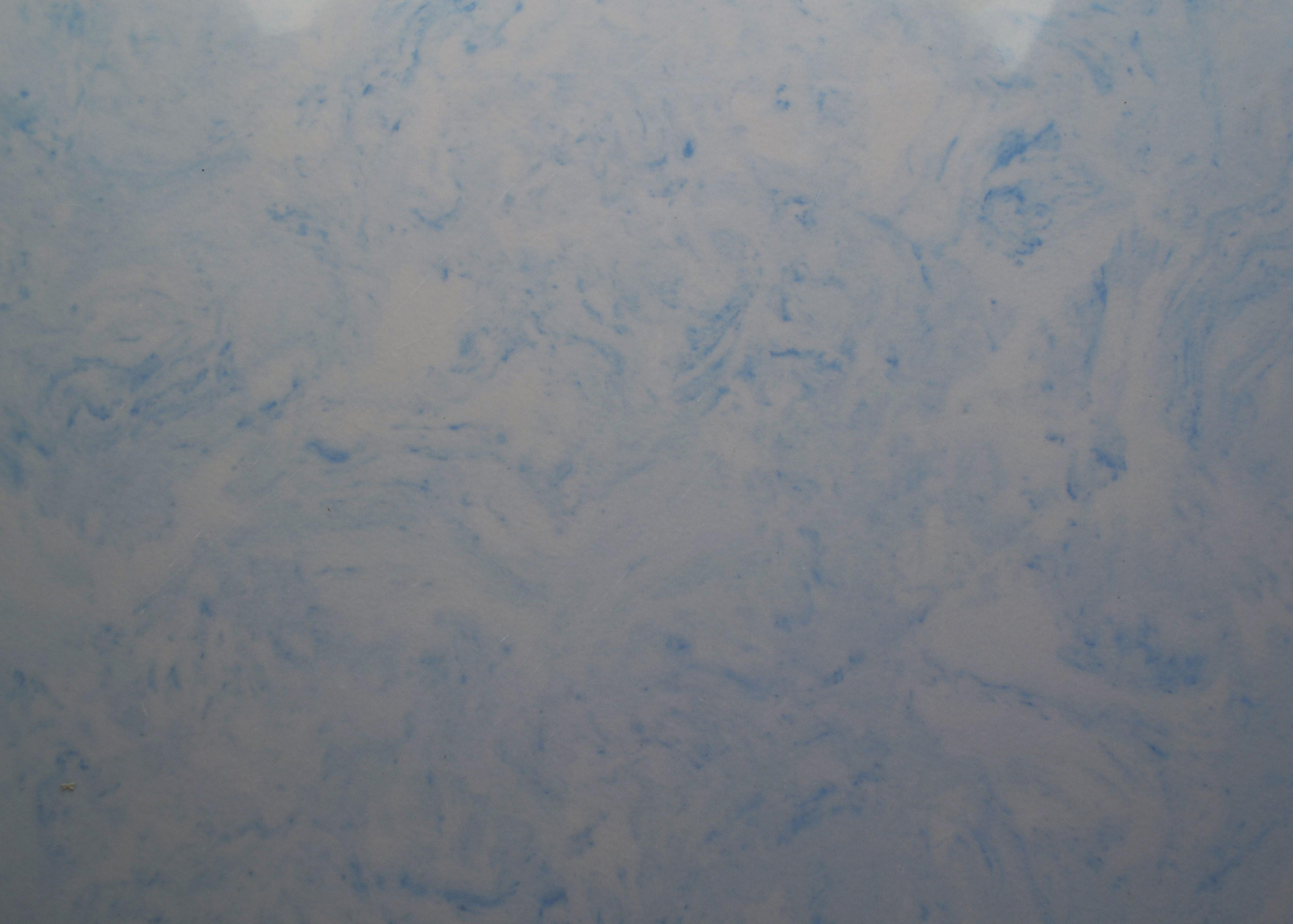 White/Dressor Blue