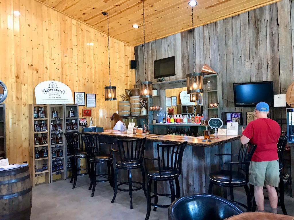 Bar - Neeley Family Distillery