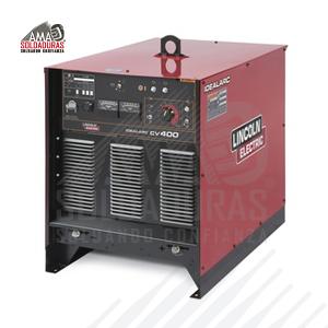 IDEALARC® CV400 SOLDADORA MIG Idealarc CV-400 MIG Welder K1346-13
