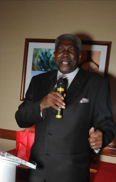 Associate Minister Rev. Leon Thomas
