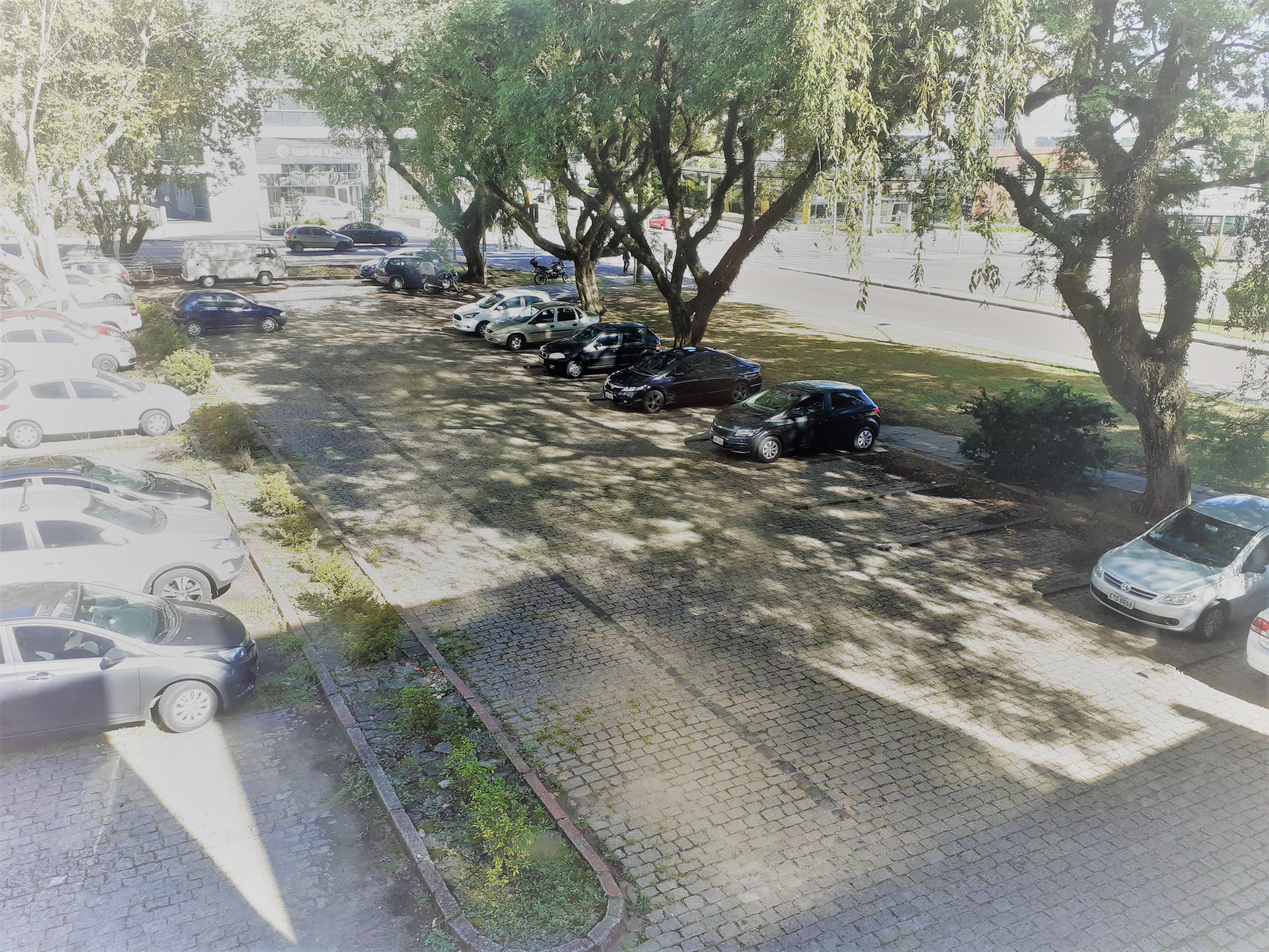 Estacionamento Frontal