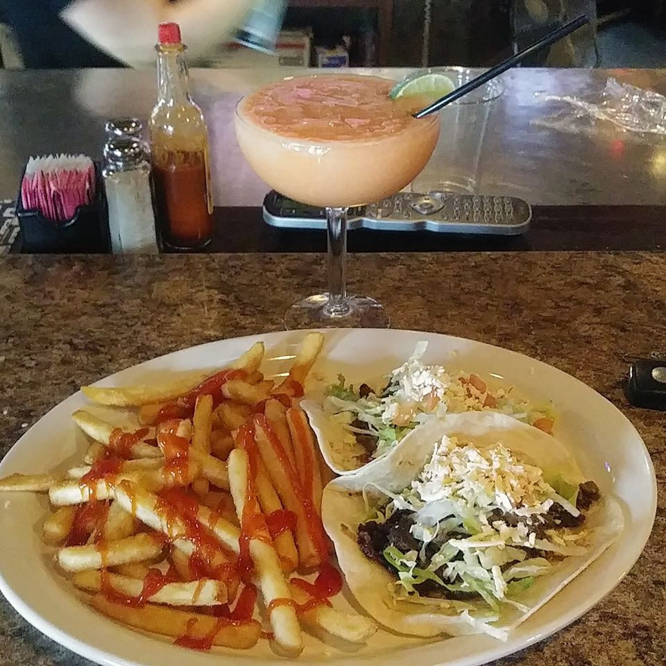 Fries and Tacos