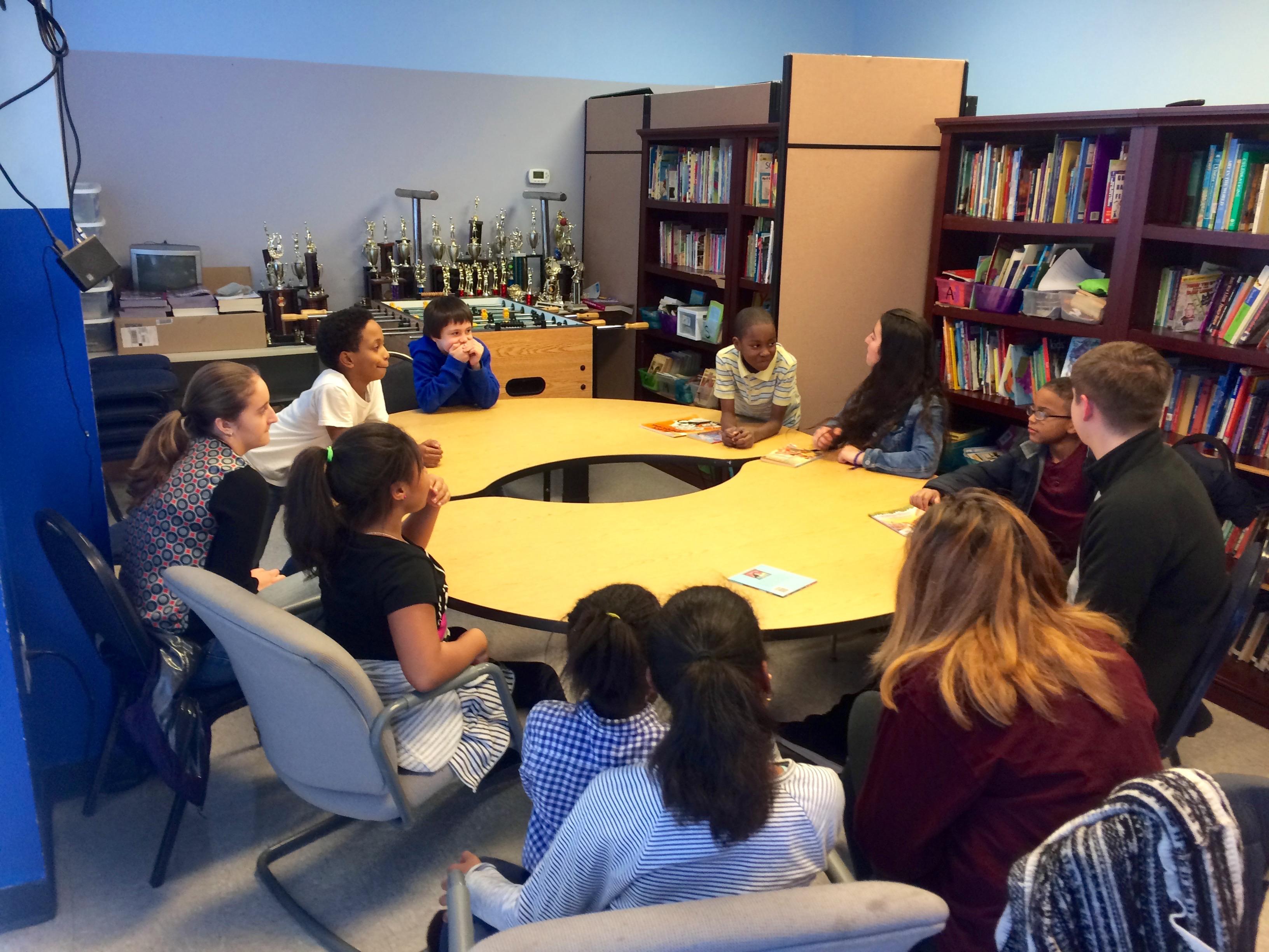 Positive Attitude Youth Center - Our Programs