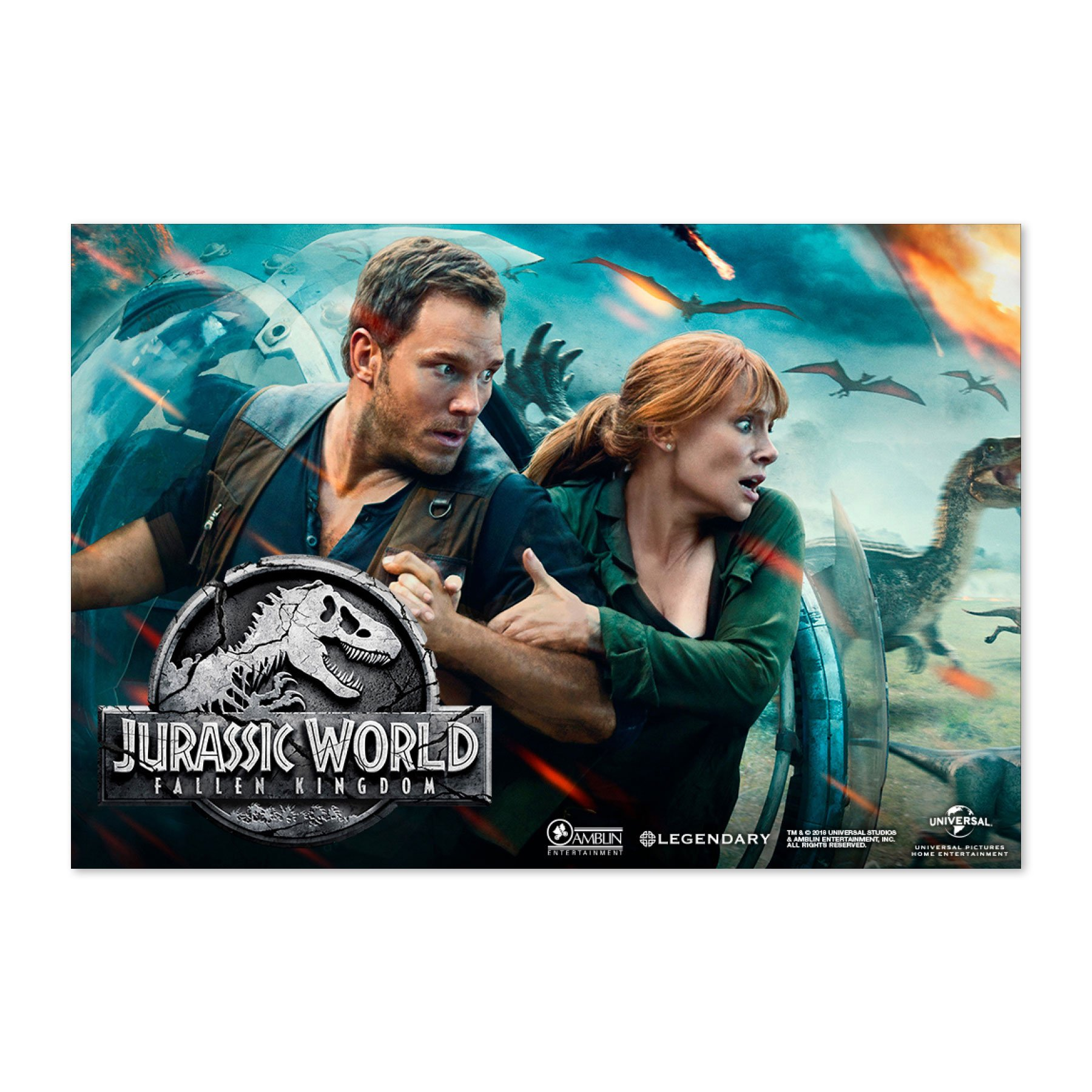 Jurassic World Best Buy Banner
