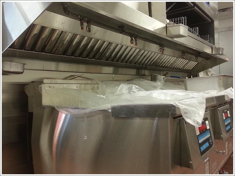 High performance ventilation hoods