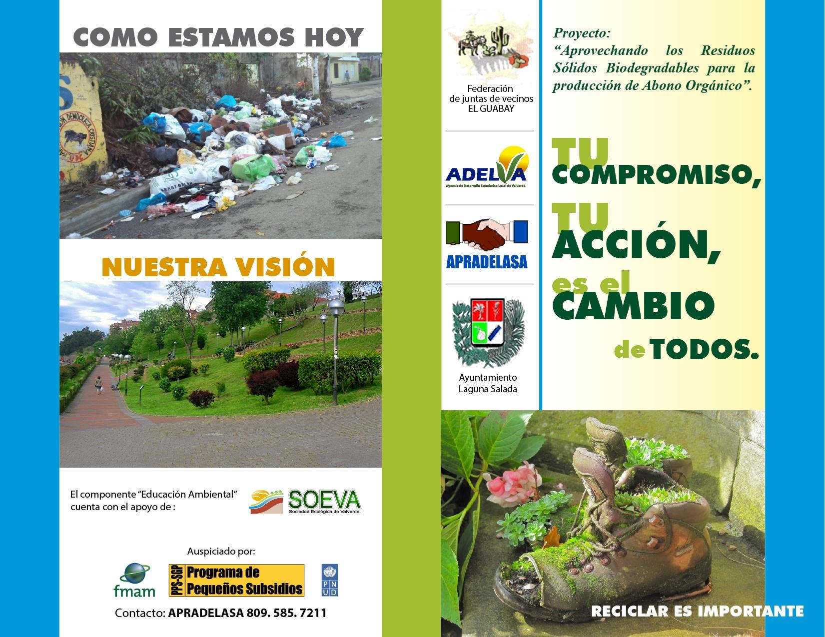 Brochure del proyecto