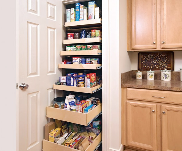 Custom Rollouts Fort Myers Sliding Shelves Kitchen Accessories