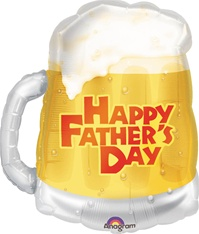 Father's Day Beer Mug