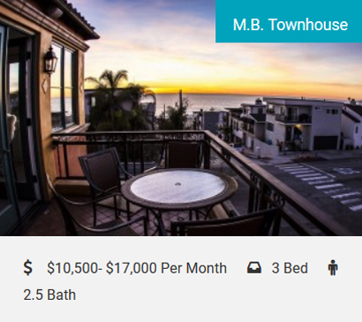 M.B. Townhouse Elegant Executive Home Feels like a 5-star hotel. Located one block from the beach! This beautifully decorated 3-bedroom, 2 1/2-bath townhome sleeps eight in elegant, cozy comfort. Located JUST STEPS…