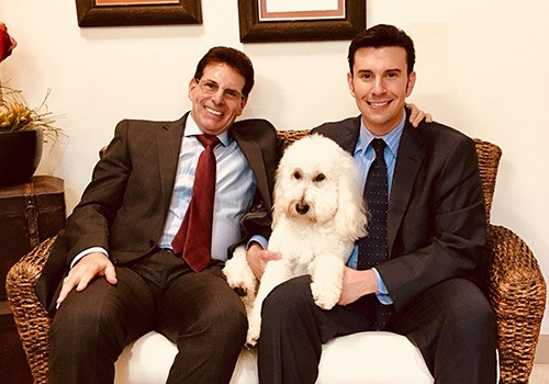 Lawyers With Dog