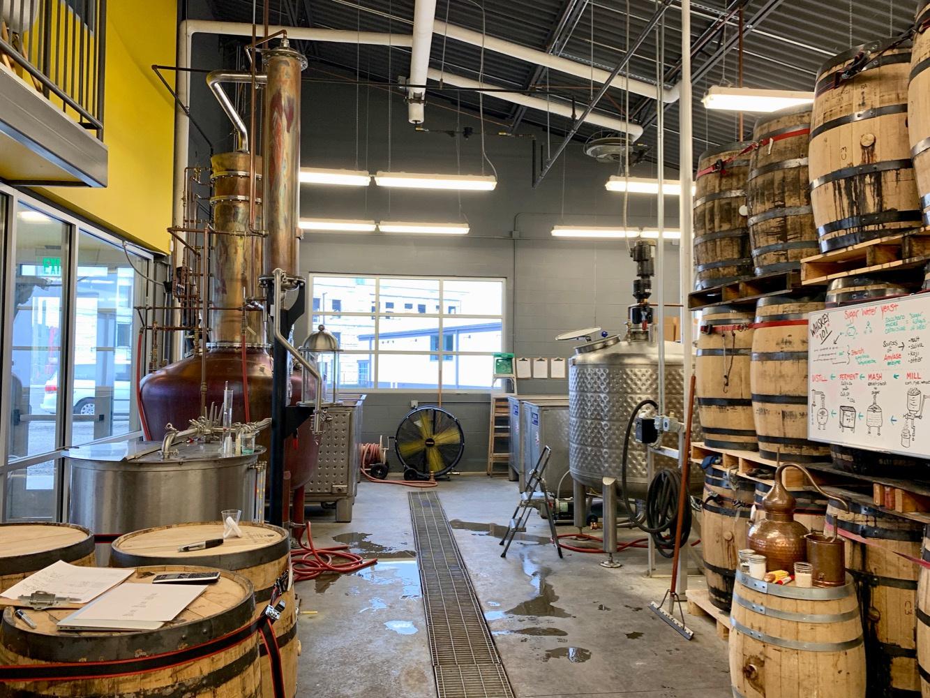 Nashville Craft Distillery - The Distillery