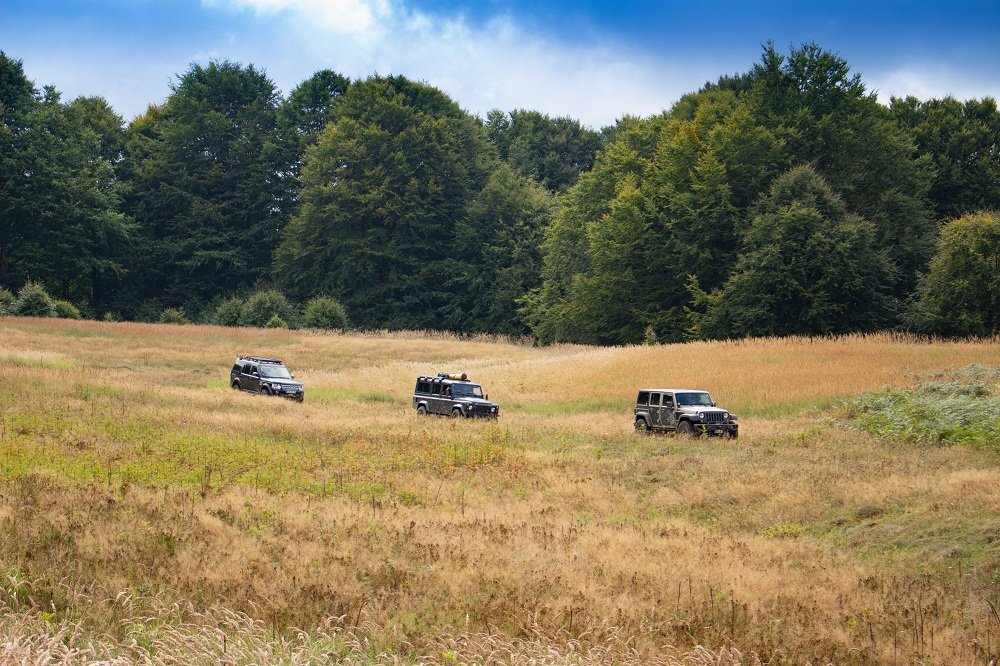 Jeep Wrangler lift kits in Illinois
