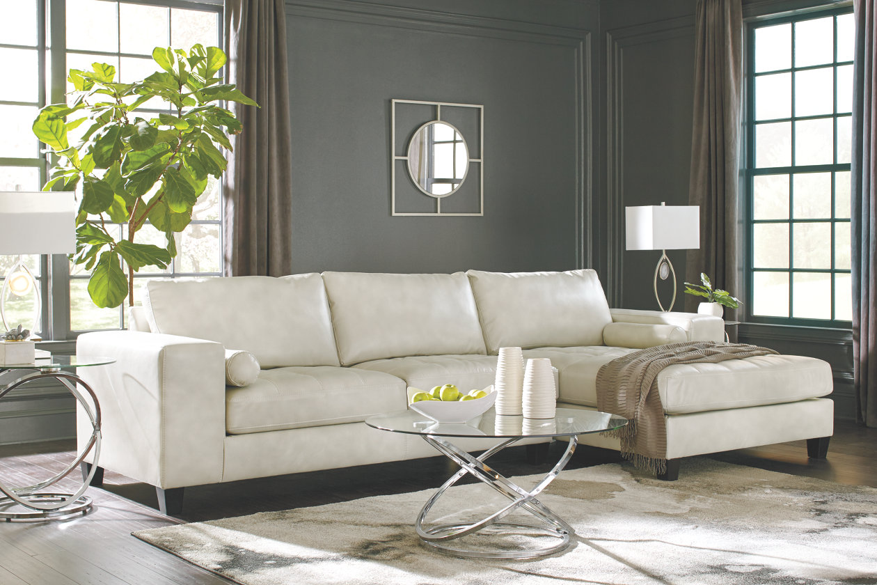 (877) Nokomis Sectional Available In Multiple Colors