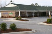 Holly springs learning center building