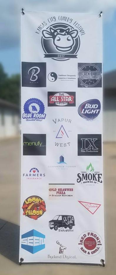 Comedy Fest 2017 Banner