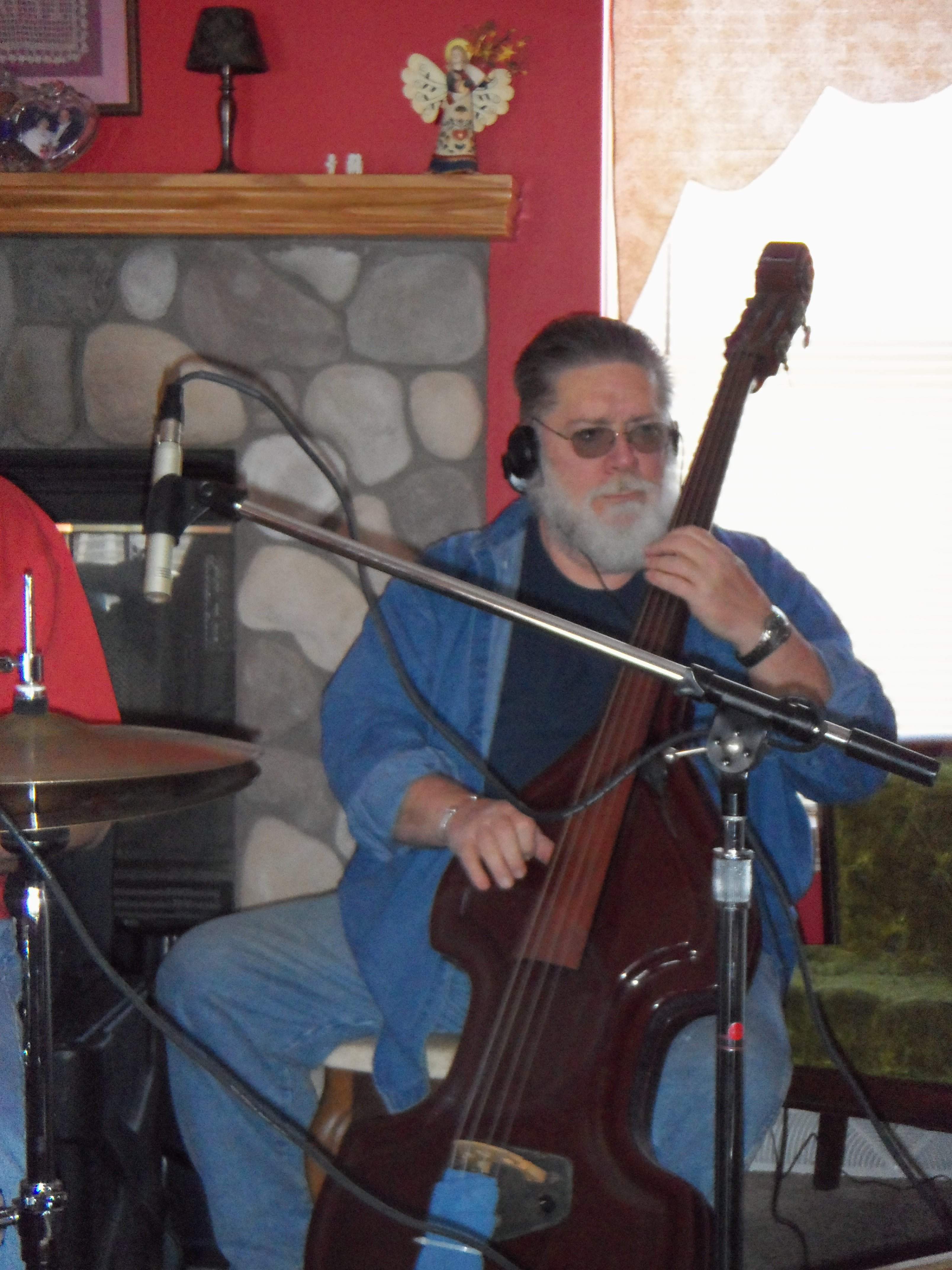 2nd CD recording session; Keepers of Honky ; Wally Pacura
