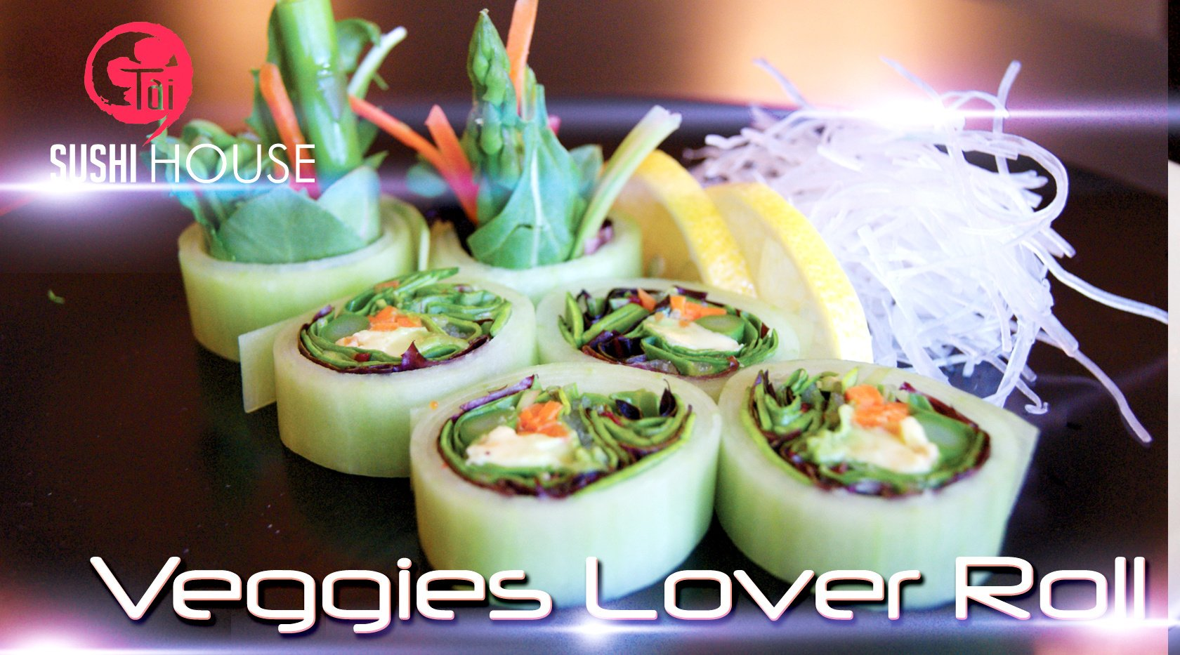 Veggies Lover Roll