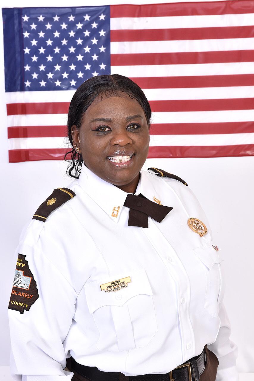 Mia Wallace Jail Administrator