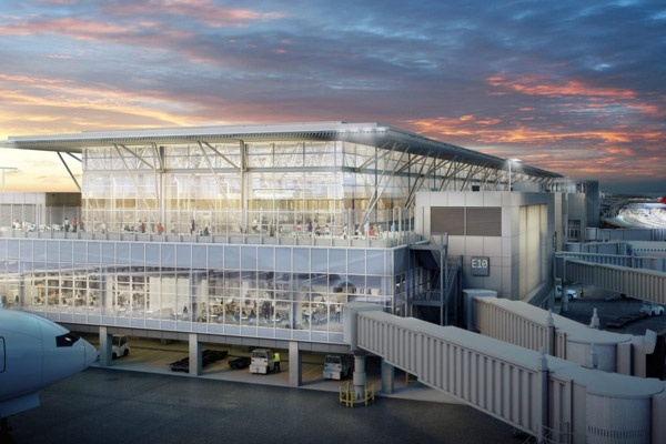 ABIA-Terminal Apron Expansion