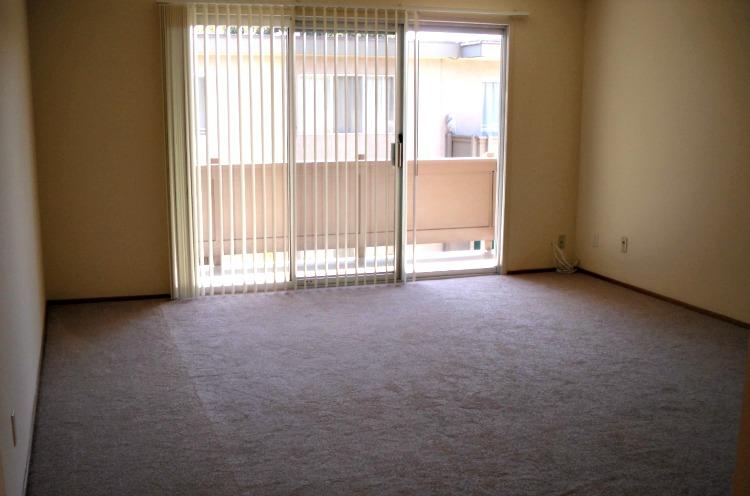 Family room and balcony